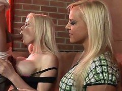 Amazing Blonde Babes Getting Their Pussies Pounded