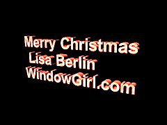 Merry Christmas from Lisa Berlin - A Fisting Party!