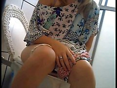 Spy ukrainian teen
