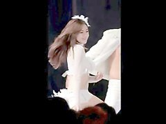 sexy korean eunsol park sexy dancing (compilation)