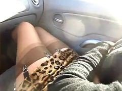 Flash Stockings Car 2