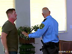 abigail mac blowjobs officer johnny sins
