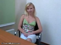 Russian Teen Anal Fucking Britney