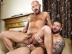 Colby Jansen & Mike Tanner in Family Secrets Part 2 - Str8ToGay