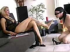 Mistress Foot Worship