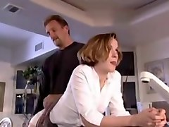 Teenie Redhead Gets Spanked And Fucked by not her